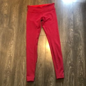 Lululemon reversible legging size 8